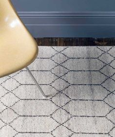 Berber Knot Tangier Rug. | http://www.huntingforgeorge.com