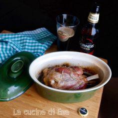 Stinco di maiale alla birra (Guinness)