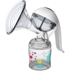 NUK Manual Breast Pump - BestProducts.com