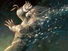 Rakshasa, de Todd Lockwood