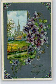 Pfingsten Blumen: Ansichtskarten-Center Onlineshop