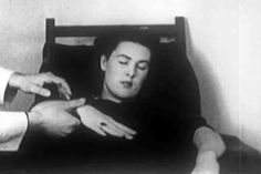 Photographic Studies in Hypnosis, 1940s