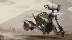SKETCH 24/7: The Hover