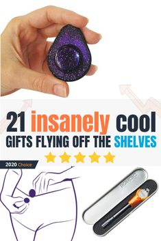 21 Insanely Cool Gifts Flying Off The Shelves We compiled a list of some of the coolest, most unique and original gadgets on the market. Gadgets are great! But with new products emerging every day, it can be hard to keep up with the latest technology. Gadgets And Gizmos, New Gadgets, Best Gadgets On Amazon, Latest Technology Gadgets, Fitness Gadgets, Unique Gadgets, Latest Gadgets, Electronics Gadgets, Simple Life Hacks
