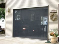 Retractable Screens For Garages