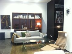 Lecco wall unit and Fargo sofa available to view in store or online at http://www.boconcept.com/en-gb/