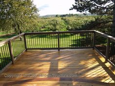 Cedar Decks in Niagara Ontario