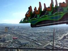 I love rollercoasters but you wouldn't get me on any of these