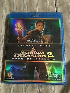 awesome Disney National Treasure 2 Blu Ray No DVD - For Sale View more at http://shipperscentral.com/wp/product/disney-national-treasure-2-blu-ray-no-dvd-for-sale/