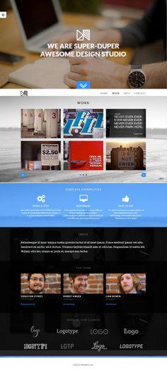 Jollyany is Premium Responsive Retina HTML5 Multipurpose Template ...