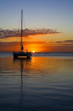 After a day on a catamaran in Mauritius this is what you deserve. www.tamarinbeachapartmentsmauritius.com