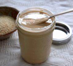 THE SIMPLE VEGANISTA: Homemade Tahini