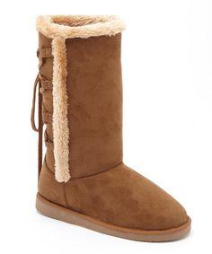 Serene Comfort Chestnut Ned Boot | zulily