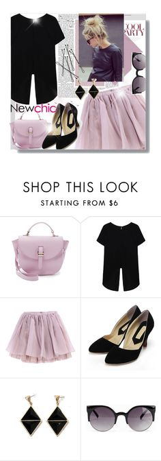 """""""Newchic"""" by jiabao-krohn ❤ liked on Polyvore featuring Meli Melo, Olympia Le-Tan and NLY Accessories"""