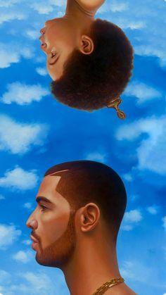 Drake Nothing Was The Same Phone Wallpaper
