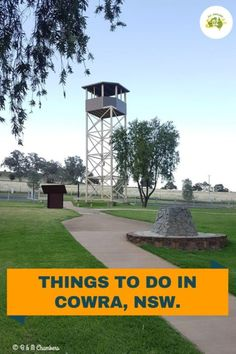 Things to Do in Cowra, N.S.W - All Around Oz