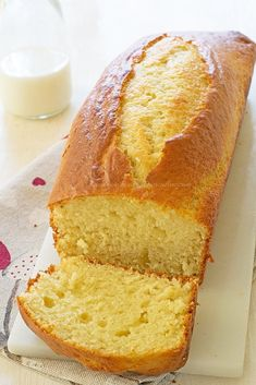 Almond Paste Cookies, Cake Recipes, Dessert Recipes, Torte Cake, Plum Cake, Almond Cakes, Vanilla Cake, Italian Recipes, Sweet Tooth