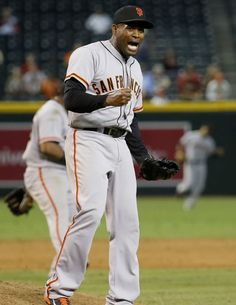 Santiago Casilla • Giants