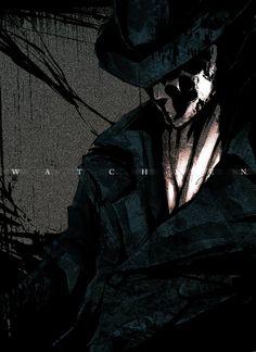 Rorschach my fav character