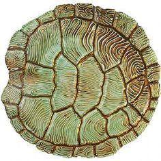 Tortoise Shell Medium Platter