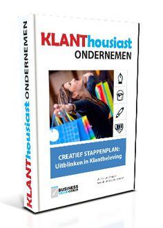 Het GRATIS EBook Klanthousiast ondernemen kan je ook downloaden via www.klanthousiastondernemen.nl Het EBook neemt je mee op reis in Klanthousiast ondernemen en volgt de 4 stappen van Klantbewust naar Klantexcellent!