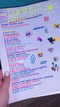 summer bucket list ideas Source by esycollegelife Summer Bucket List For Teens, Summer Fun List, Summer Goals, Teenage Bucket Lists, Summer Ideas, Herbst Bucket List, Best Friend Bucket List, Fun Sleepover Ideas, Vsco