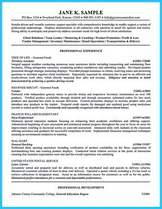 awesome crafting a great assistant store manager resume - Functional Executive Resume