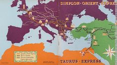 The Orient Express was more than just a service connecting two opposite sides of Europe. It was also a gateway to the Middle East, and from ...