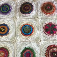 Griet Lombard New Zealand Block A Day Therapy Quilt