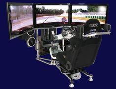 nascar simulator arcade game