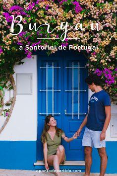 Visit Portugal, Portugal Travel, Santorini, Beyond Beauty, Algarve, Lisbon, Wonderful Places, Travel Around, Beautiful Landscapes