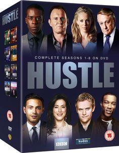 Hustle - Seasons 1-8