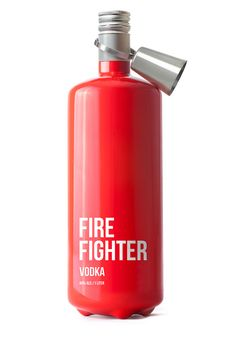 Color, simplicity Fire Fighter - Awesome Product Packaging Design