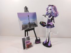 Monster High Furniture  16 Scale Playscale by MonsterMiniCustoms, $28.00