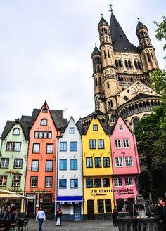 Koln, Germany...