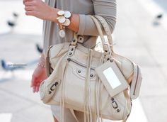 Balenciaga... I want this bag!!!