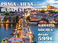 Praga- Viena- Budapest