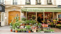 Rue Cler - The Most Famous Market Street in Paris!
