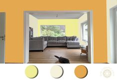 Color Palettes for your Living Room