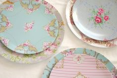 Customized China With Waterslide Decal Paper - Craftovator