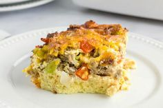 There are so many occasions when this delicious ,easy Sausage Breakfast Casserole would be welcomed. This delicious breakfast casserole is put together the night before you're going to make it. All you have to do the morning you're going to serve it, is bake it off. There are so many occasions where this would be a welcome breakfast treat. A weekend breakfast so mom can enjoy the morning without being rushed. A holiday breakfast, for stay over guests. Breakfast for dinner, one of our…