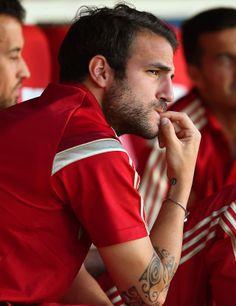 Francesc Fabregas - Spain national Team