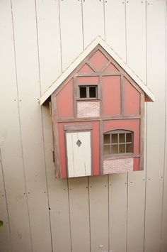 Dolls House Storage Cabinet - Handmade in the UK