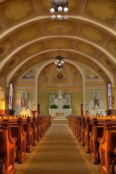 Red Bluff Sacred Heart Church