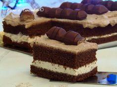Torta Kinder Bueno senza nutella