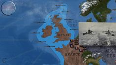 In February 1915 Germany announced a U-boat blockade of Britain, in retaliation for the British naval blockade of Germany. German submarines would attack Allied ships in British coastal waters without warning (it had been customary, before World War One,to give warning before attacking a merchant ship to allow the crew to escape), and also warned that neutral shipping would be at risk since clear identification of a ship's nationality was difficult, not least because Allied shipping often…
