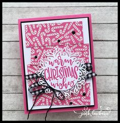 Facebook Friday- Encircled In Warmth - Pink Buckaroo Designs
