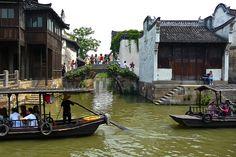 Esta ciudad China de canales y puentes ha quedado detenida en el tiempo (Wuzhen)