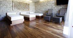 Solid wood flooring (FSC-certified) - ROCK - Menotti Specchia
