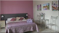 hálószoba, modern, mediterrán Hálószoba fagerendás házban Hálószoba mediterrán lakásban Hálószoba tetőtéri lakásban Vidéki vendégház (Lakberendezés 10)